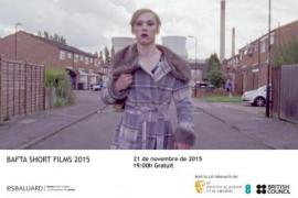Los cortometrajes finalistas de los BAFTA 2015 se proyectan en Es Baluard