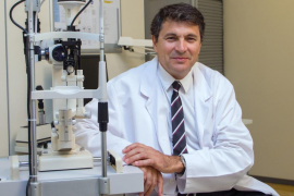 El doctor Chacártegui es el nuevo director médico del Instituto Balear de Oftalmología