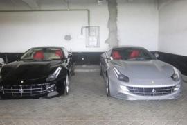 Hacienda declara desierta la subasta de los dos Ferrari del Rey Juan Carlos