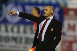 Ferrer: «El Zaragoza está en buena forma y será complicado derrotarle»