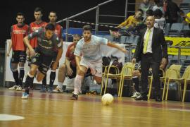 El Palma apalabra la Copa de España en Santiago