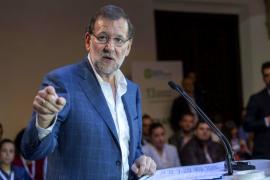 Rajoy: «España no está ahora para experimentos»