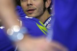 Rossi: «La situación en estos momentos es un poco desesperada»