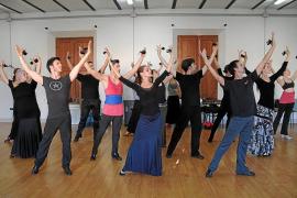 La danza española entra en escena