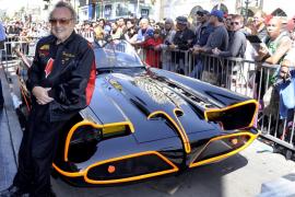 Muere George Barris, el creador del 'Batmóvil'
