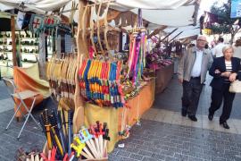 La feria de época de Inca estrena formato con un plus cultural