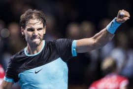 Nadal regresa al 'top 5'