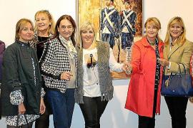 Exposición y entrega de premios de pintura militar
