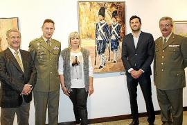 Concurso de pintura militar