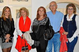 Joan Bennàssar expone 'L'Esplendor del dessig' en Manacor