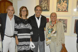 Joan Bennàssar expone en Manacor