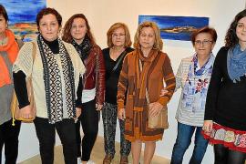 Francesca Cifre expone en Pollença