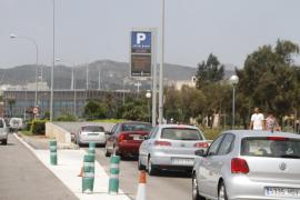 Cort sube las tarifas de rotación en los parkings del centro a 1,92 euros la hora