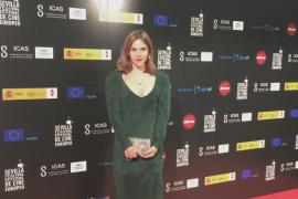 Ann Perelló seduce en el Festival de Sevilla con la cinta 'Amor Tóxico'
