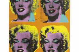 Las «Cuatro Marilyns» de Warhol subastadas por 36 millones de dólares