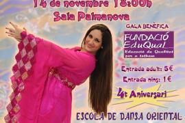 Gala benéfica 'Benvinguda Ballarina'