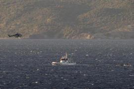 Mueren catorce personas tras hundirse una barca frente a las costas de Turquía