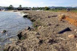 Una persona muere en un incendio declarado en su caravana en Eivissa