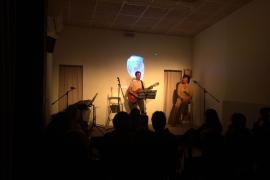 'Sin rencores pero con rebeldía', un concierto-conferencia en Es Racó de ses Idees