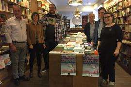 Las librerías amplían la oferta de su jornada más «festiva y reivindicativa»