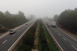 Mañana de niebla en Mallorca