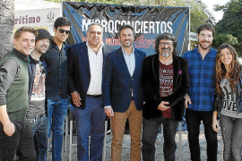 Pep Sala acerca su rock català a los Microconciertos 'Toca la música'