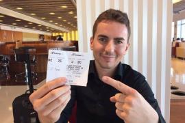 Lorenzo calienta motores: «Mallorca ya llego, os espero en el aeropuerto»