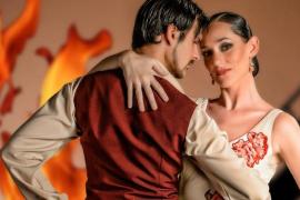 El  Ballet Español Illes Balears baila dos piezas en el Teatre Principal