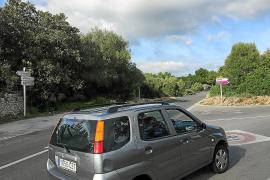La mejora de la carretera Llucmajor-Algaida incluye una vía verde a lo largo del Camí vell