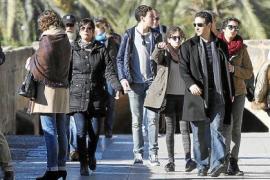 Mallorca registrará la mejor temporada de invierno de los últimos diez años