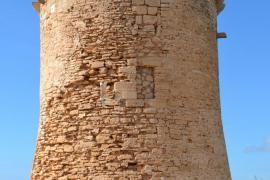 Denuncian que la torre de s'Estalella sufre una «intervención ilegal»