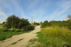 La zona de ses Quarterades, en Calvià, se convertirá en un espacio verde