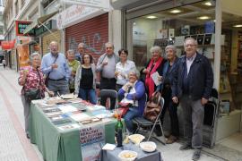 Las librerías de Palma festejan su día con una jornada «muy animada»