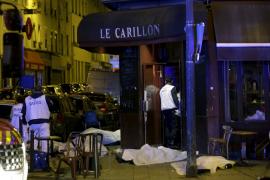 Una cadena de atentados deja más de 120 de muertos en París