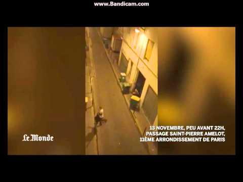 Los terroristas de Bataclan portaban fusiles de asalto