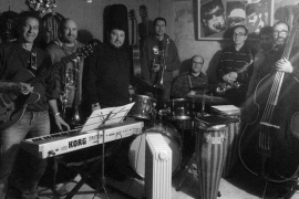 Concierto de S'Arrual Jazz Mort en la Fàbrica Ramis de Inca