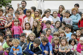 Santa Gertrudis, territorio de niños