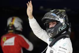 Rosberg logra su su sexta 'pole' del año en Brasil