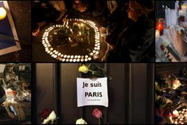 Francia intenta sobreponerse a los atentados que han dejado 129 muertos