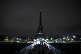 Evacuados los alrededores de la torre Eiffel tras una falsa alarma
