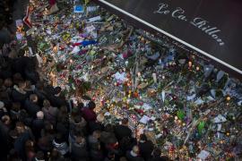Identificados cinco de los siete terroristas suicidas de París