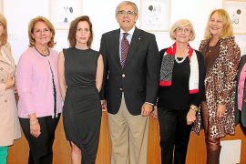 Mink expone en el Consulado de Argentina