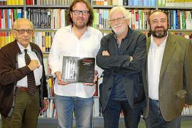 Josep Ferragut Pou presenta su libro en Quars