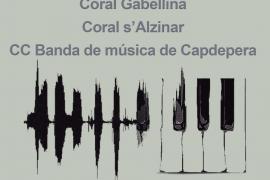 Concierto de Santa Cecília en el Centre Cap Vermell de Capdepera