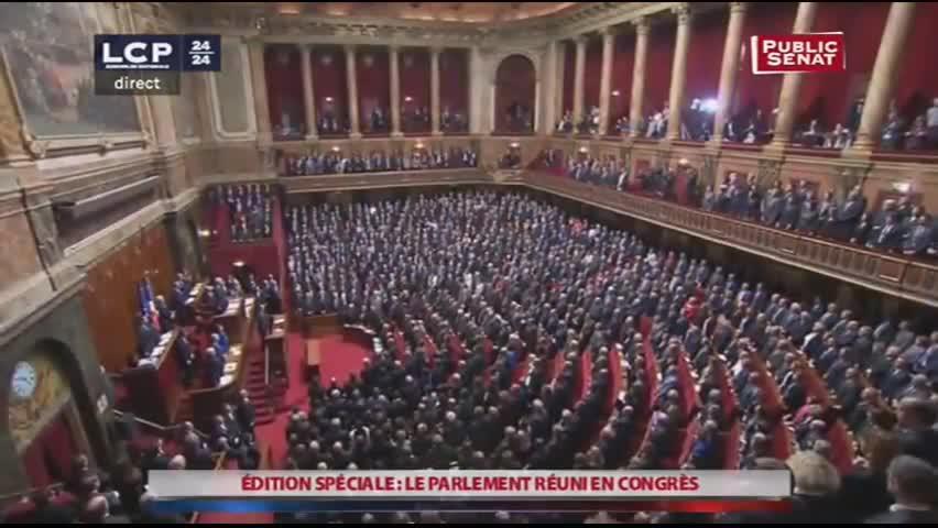 Francia reformará la Constitución para endurecer la lucha contra el terrorismo