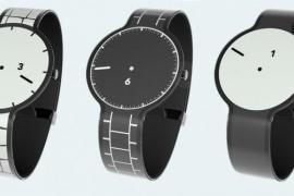 Sony sacará al mercado FES Watch, un reloj de tinta, el 1 de diciembre
