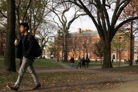 Evacuan la universidad de Harvard tras una amenaza de bomba