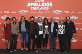 PRESENTACIÓN DE LA COMEDIA OCHO APELLIDOS CATALANES