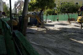 Cort seguirá adelante con las obras del eje de Santa Catalina