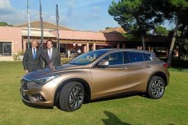 Infiniti presentó en Mallorca el nuevo Q30